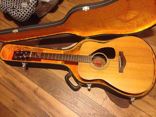 Yamaha Fg  Red Label For Sale