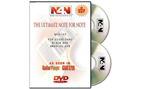 DVD Note For Note Guitar Lesson The Beatles 1101 Movie HD free download 720p