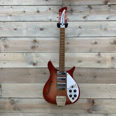 Rickenbacker 325 1996 Model Rose Morris Fireglo 1977 for sale