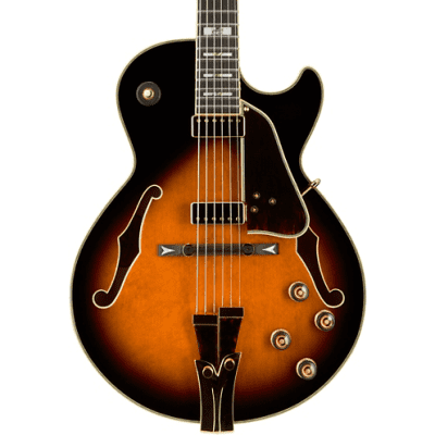 Ibanez GB10-BS George Benson Signature Series Hollowbody Electric Guitar 2020 Sunburst