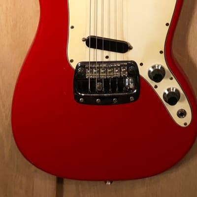 Fender Bronco 1967 Fiesta Red for sale