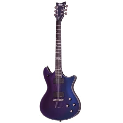 Schecter Hellraiser Hybrid Tempest 2017 Ultraviolet for sale