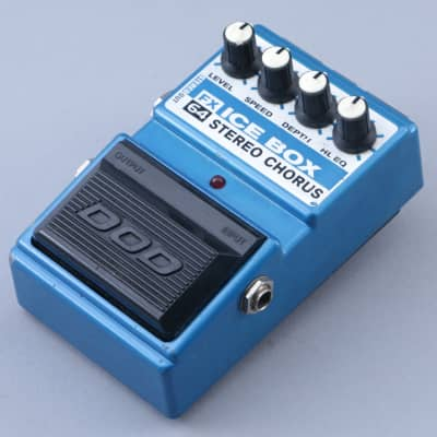 DOD FX64 Ice Box Chorus Guitar Effects Pedal P-12508 for sale