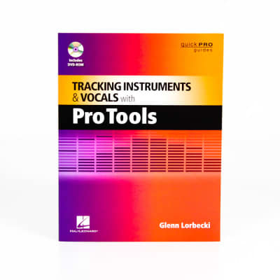 Tracking Instruments with Pro Tools