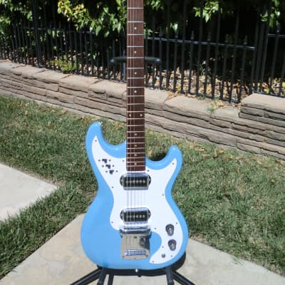 1965 Bartell Spyder Electric Guitar - RARE! - Paul Barth for sale