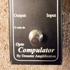 Demeter Opto Compulator Compressor Black