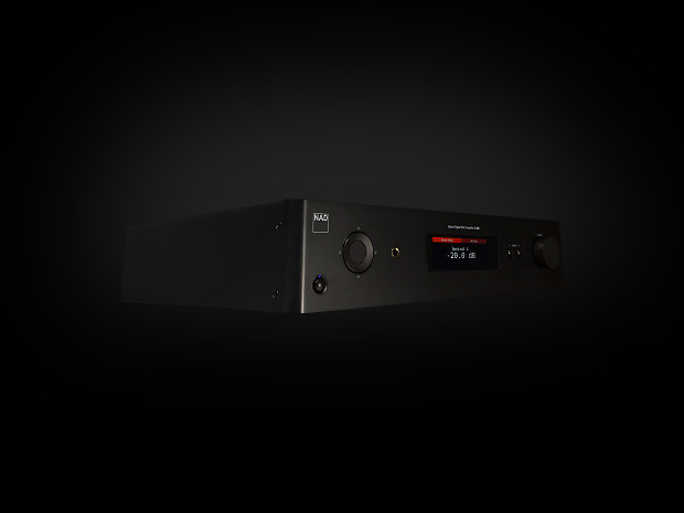 NAD Electronics C 368 Hybrid Digital DAC Amplifier with BluOS Factory  Refurbished