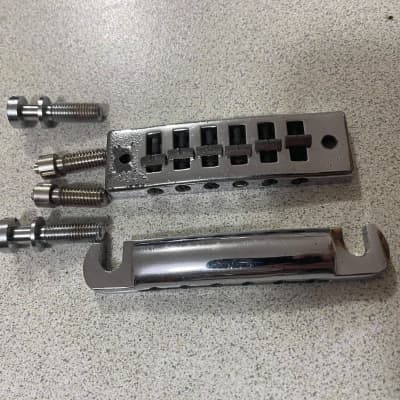 Gibson SG bridge and tail stop for sale