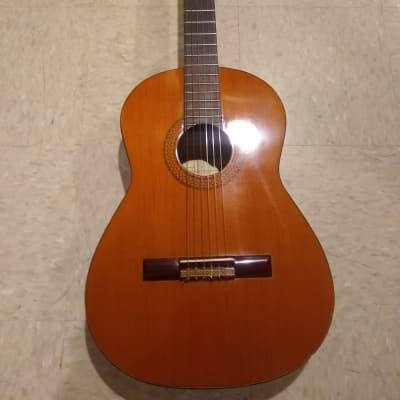 M.G. Contreras 1985 M-14 Spanish Classical Guitar (Guitarra Estudio)