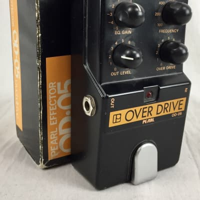 1982 Pearl OD-05 Overdrive for sale