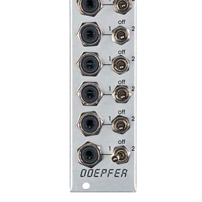 NEW Doepfer A-182-1 Switched Multiples Modular EURORACK PERFECT CIRCUIT