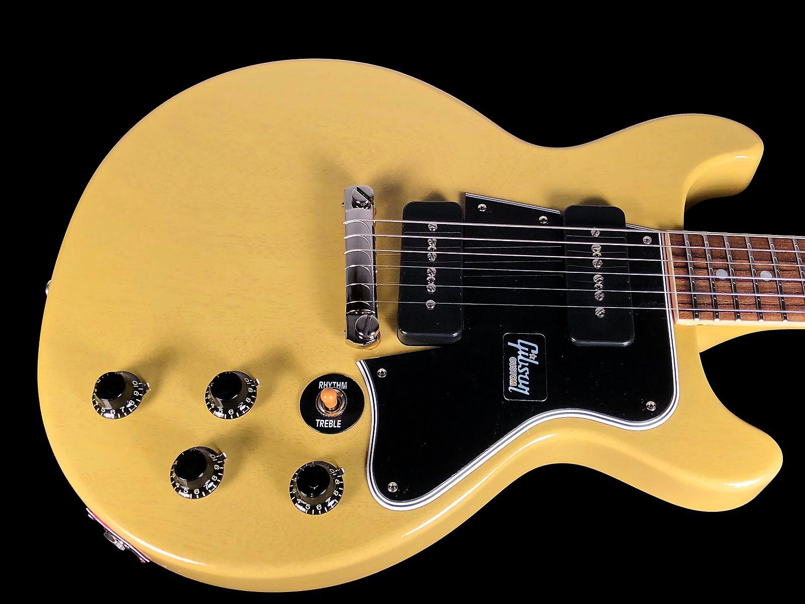 2017 Gibson Les Paul Special 1960 Dc Custom Shop 60 Double Cut