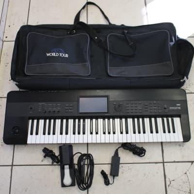 Korg Krome 61 Key Synthesizer Workstation