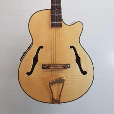 Prestige AS-830 Acoustic Electric Guitar (E.X.) for sale