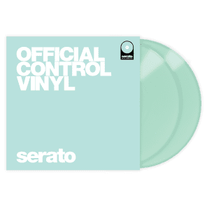 "Serato OCV-GID Performance Series Glow-In-The-Dark 12"" Control Vinyl (Pair)"