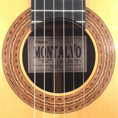 Casa Montalvo Romanillos Model Classical Guitar 2005 for sale