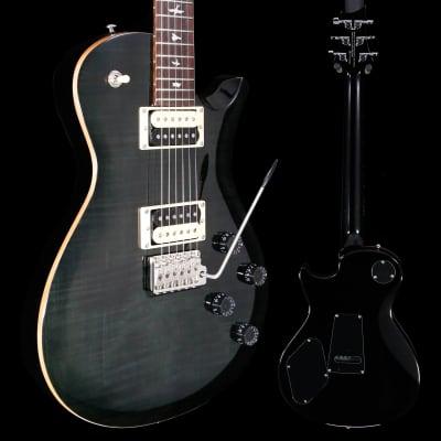 PRS Paul Reed Smith SE TR Mark Tremonti, Grey Black 956 8lbs 12.3oz for sale