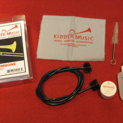 Kidder Music Trombone Carekit
