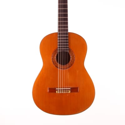 Francisco Montero Aguilera 1a especial flamenco guitar 1990 for sale