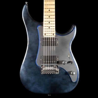 Vigier 2008 Excalibur Supra Urban Blue Guitar, Pre-Owned for sale