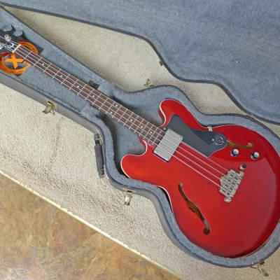 1990's Epiphone Rivoli Bass for sale