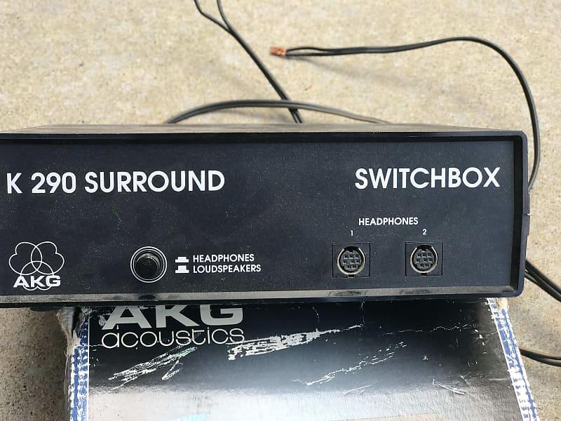 NEU!!! AKG acoustics K290 Surround
