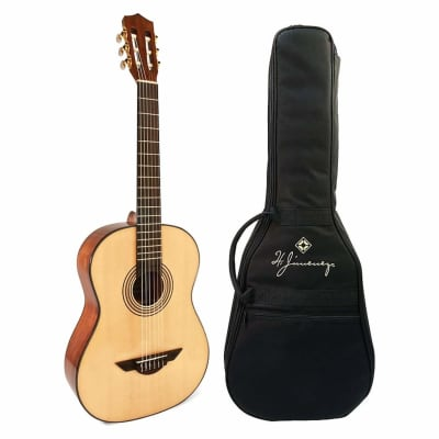 H. Jimenez Voz Fuerte (Powerful Voice)  LG1 Acoustic Guitar w/ Gig Bag for sale