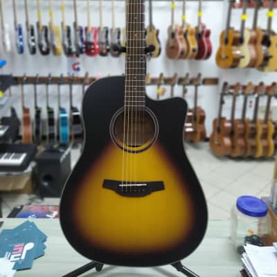crafter  CRAFTER HD100CE OP Vintage Sunburst for sale