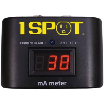 Truetone mA Meter (Effect Pedal Milliamp Meter/Tester)