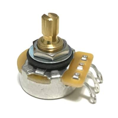 "CTS 500K Audio Potentiometer Short Bushing (1/4"" Bushing Length)"