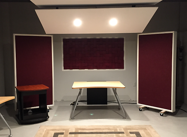 handmade acoustic panels gobos 4 available reverb