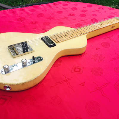 Asher Electro Hawaiian Custom 2007 Blonde Transluscent for sale