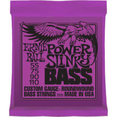 Ernie Ball Bass Power Slinky