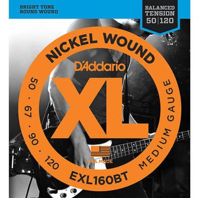 EXL160BT Bass Strings Nickel Wound