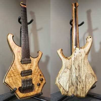 Barlow Guitars Condor 2020 Olivewood / Ziricote for sale