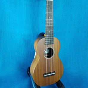 Ohana SK-25 Solid Mahogany Soprano Ukulele