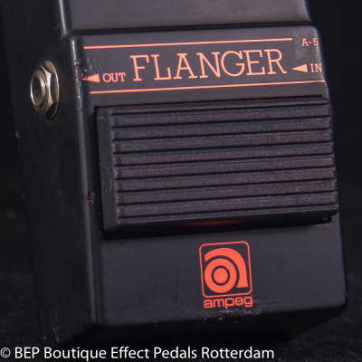 Ampeg A-5 Flanger early 80's Japan