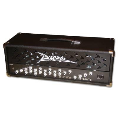 Diezel Hagen 4-Channel 100-Watt Guitar Amp Head