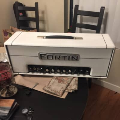 Fortin Amplification Cali 50w 2020 White