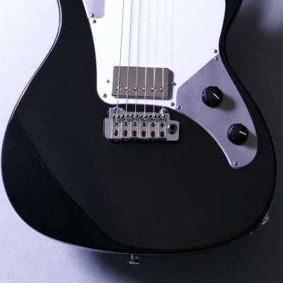 Sugi Guitars Rainmaker Guitar  MG M ALD/NM/TH/BLK【Made by Tim Wilson】 Black for sale