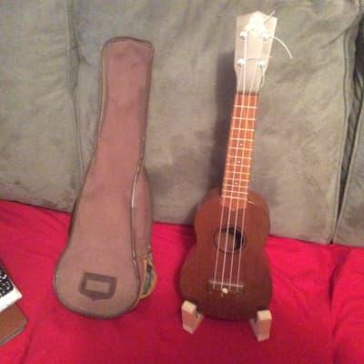 1950s Mahogany Favilla ukulele for sale
