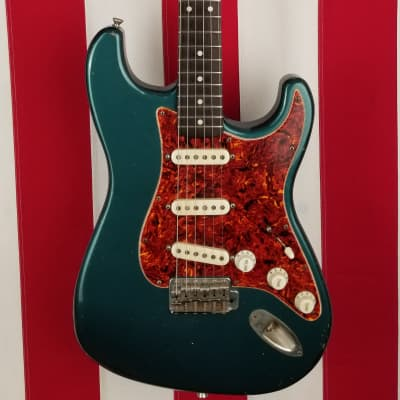 2019 Danocaster Double Cut - Factory Aged - 7lb 6oz - Danocaster Gigbag for sale