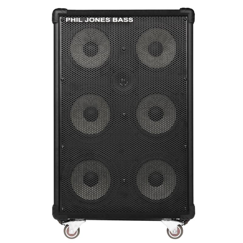 Phil Jones CAB-67 500W 6x7