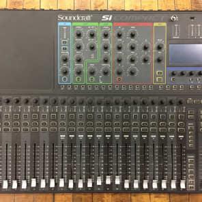 Soundcraft Si Compact 24-Channel Digital Mixer
