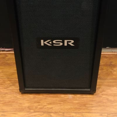 Like New KSR Rhodes RCS/212V 2x12 Vertical Cabinet Celestion  Customized for Kemper Fractal Axe FX for sale