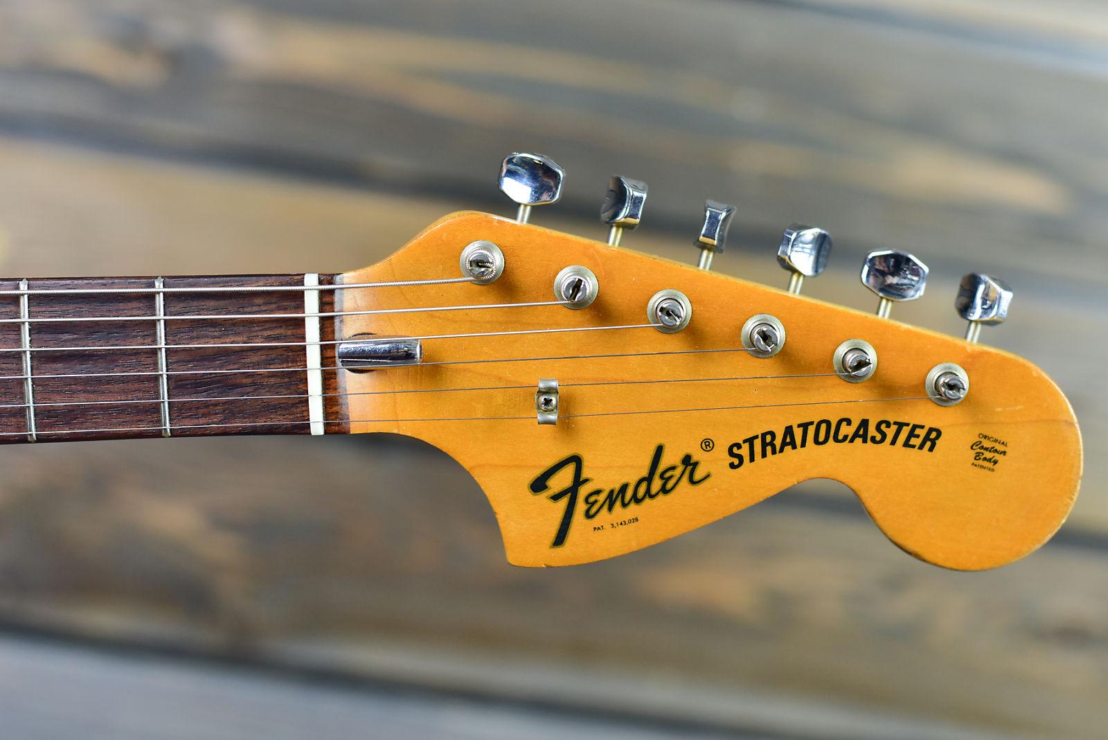 "1972 Fender ""Prince"" Strat HSS setup w/ HSC Demo Video"