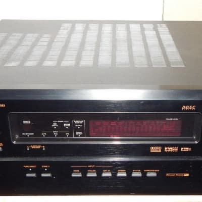Denon AVR-2805 Home Theater Receiver Japan Made | Reverb