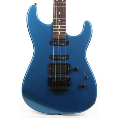 Charvel Model 3 Electric Blue for sale