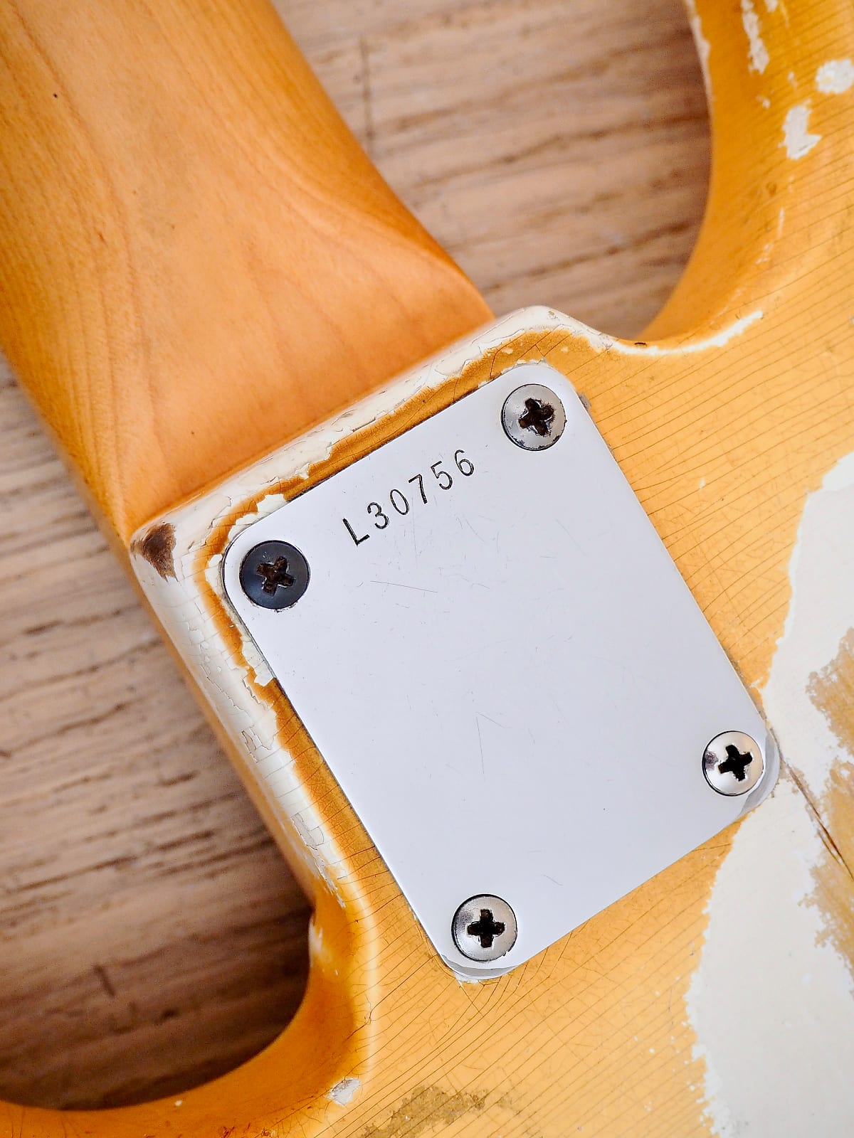 1964 Fender Precision Bass Vintage Pre-CBS Custom Color Olympic White w/ Case