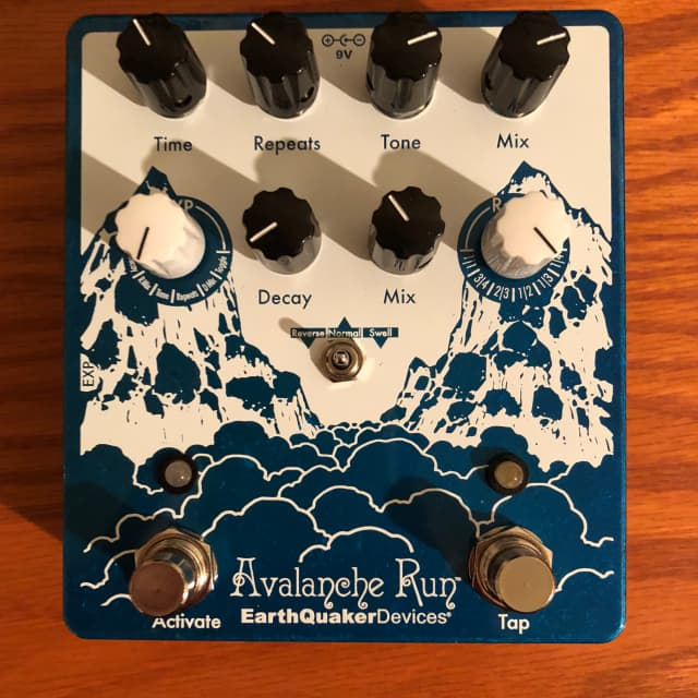 EarthQuaker Devices Avalanche Run V2 2018 image